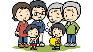 家族全員をサポート&加入の年齢制限なし